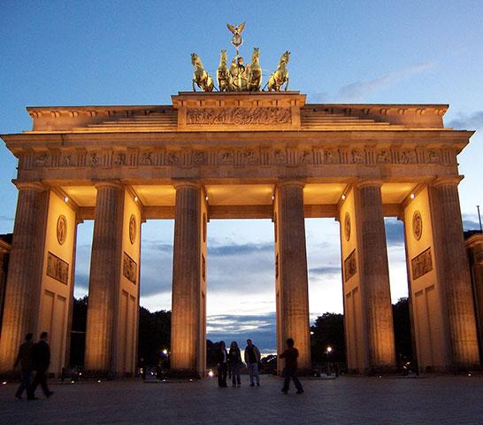 Study day, Berlin