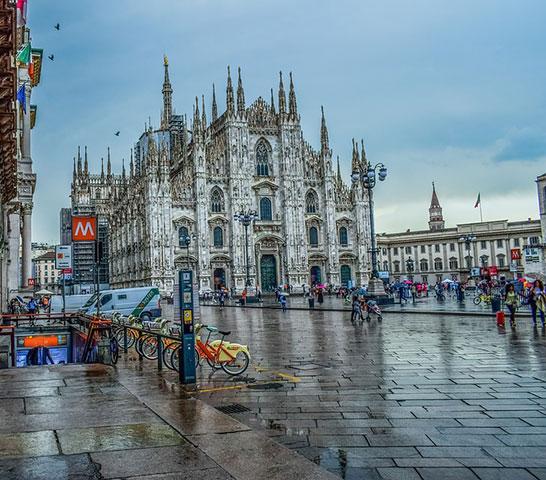 Study day, Milan