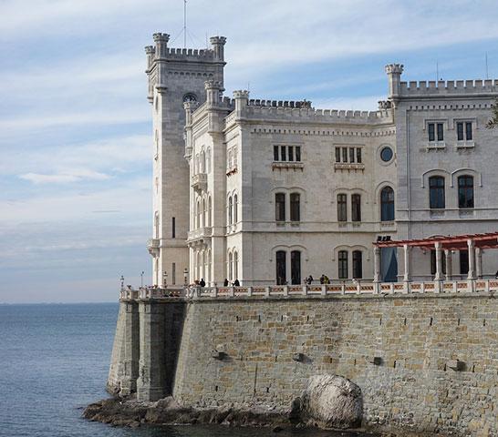 Study day, Trieste